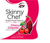 Cherry Chipotle Skinny Chef Superfood Sauces