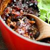 Black Baked Beans