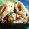 Chipotle Calamari Salad