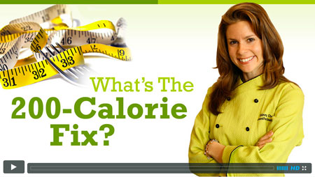 200-Calorie-Fix Program Overview