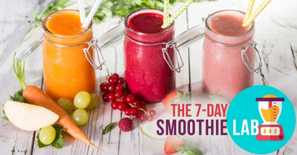 Click to get your 7-Day Smoothie Lab