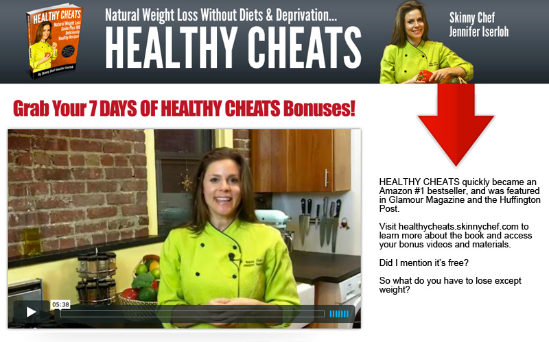 Healthy cheats natural weight loss guide plus 100 deliciously natural weight loss with healthy cheats forumfinder Gallery