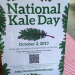 National Kale Day A Tremendous Success