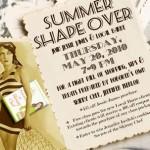 Summer Shape Over Event