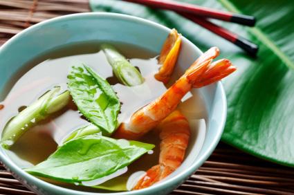 Asian Fish Soup