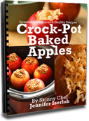Baked Apple Recipes Booklet