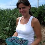 Blueberry Pickin'