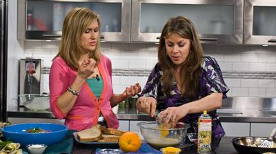 Skinny Chef on Breakfast TV Toronto