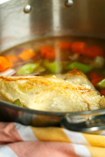 Simple Chicken Broth