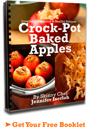 Crockpot Baked Apples Booklet