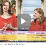 Skinny Chef Weight Loss Program On CTS TV