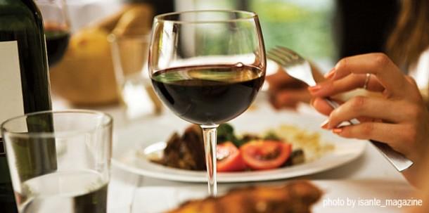 enjoying-wine