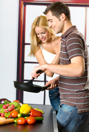 fruits and vegetables can help you find a date