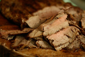 Flank Steak Leftovers