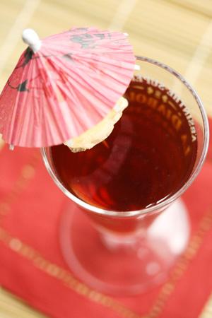 Apple Ginger Mint Iced Tea Recipe — Dishmaps