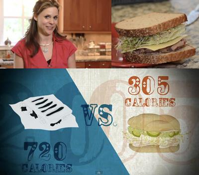 Healthy Deli Sandwich Recipe