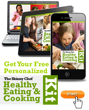 Healthy Eating &amp; Cooking Kit