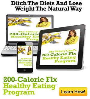 200-Calorie-Fix Healthy Eating Plan