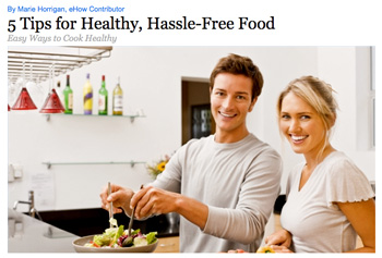Healthy, Hassle-Free Foods