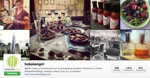 Hoboken Girl Jen Casson Featuring Skinny Chef