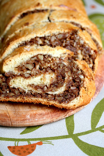 Hungarian Nut Roll Skinny Chef