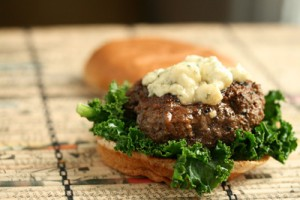 kale-burger