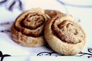Sweet Cinnamon Roll