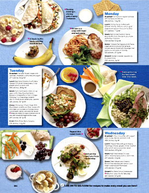 Eat healthy all week self skinny chef a healthy shopping list from skinny chef jen iserloh forumfinder Gallery