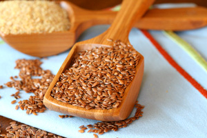 Flax Seeds and Flax Meal