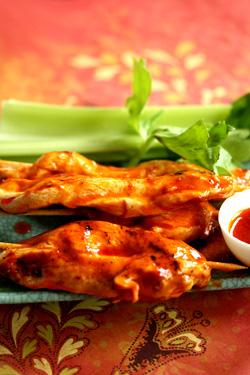 Skinny Chef's Hot Wings