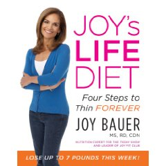 Joy Bauer's LIFE Diet