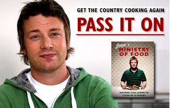 Jamie Oliver's Ministry of Food