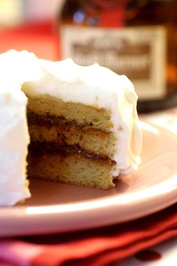 Don Juan Olgado's Birthday Cake