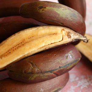 Red Banana Coffee Shake