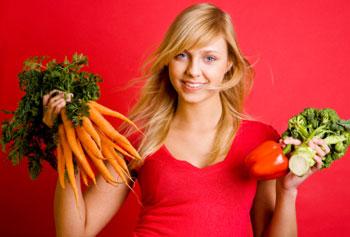 Teenage Vegetarian
