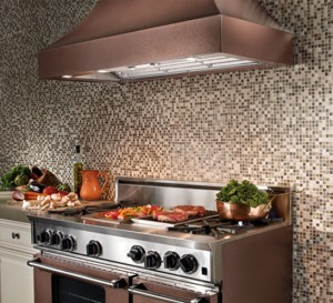 Textured Copper Hood