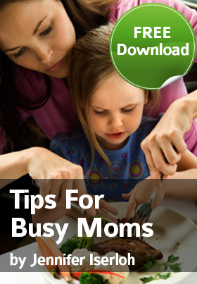 Skinny Chef Tips for Busy Moms