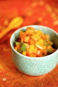 Tropical Fruit Salad / Tropical Fruit Salsa