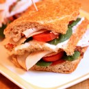 Healthy Turkey Bacon Club