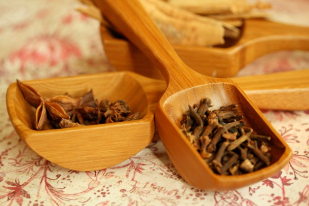 various-spices