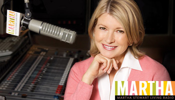 Martha Stewart Whole Living Radio Show