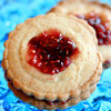 Whole Wheat Linzer Cookies