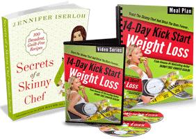 14-Day Kickstarter Weight Loss Program