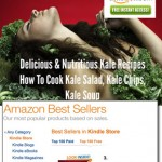 """50 Shades of Kale"" Now #3 In Overall Amazon Kindle Books"
