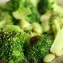 Broccoli and Edamame Stir Fry
