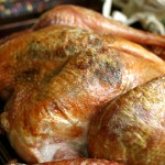 Roasted Butterflied Turkey