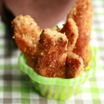 Healthy Buttermilk Chicken Fingers
