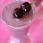 Cherry Almond Smoothie