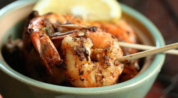 Sri Lankan Cinnamon Curry Shrimp Recipe
