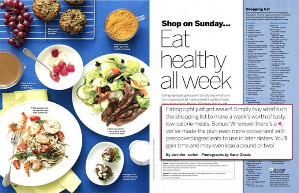 Eat Healthy All Week